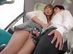 Crazy Japanese slut in Best Guy Fucks, Outdoor JAV movie