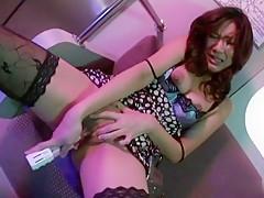 Exotic Japanese model Asami Yoshikawa in Horny JAV uncensored Dildos/Toys clip