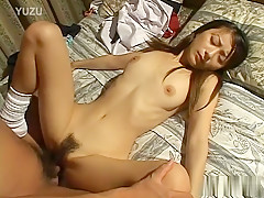 Crazy Japanese slut in Amazing JAV uncensored College Girl movie