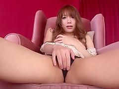 Exotic Japanese slut Ayaka Fujikita in Horny JAV uncensored Masturbation clip