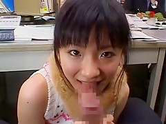 Crazy Japanese girl in Horny Blowjob/Fera JAV clip