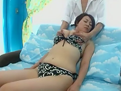Incredible Japanese slut Rika Momoi in Fabulous Big Tits JAV video