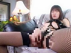 Incredible Japanese whore Riri Yuki in Crazy JAV clip