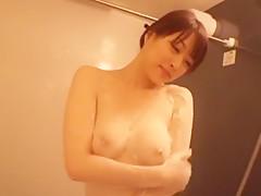 Amazing Japanese whore Akari Hoshino in Horny JAV clip