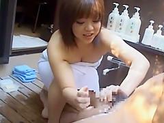 Incredible Japanese model Sayaka Fukuhara, Ryo Shinohara in Exotic Hardcore, Handjobs JAV scene