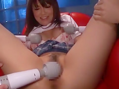 Fabulous Japanese model Mia Kashima in Incredible Cunnilingus, Fingering JAV scene