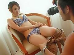 Hottest Japanese girl Yui Kinoshita, Megumi Shiina, Konata Suzumiya in Amazing Dildos/Toys, Close-up JAV clip
