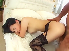 Crazy Japanese girl Mio Kanna in Amazing JAV uncensored Group Sex movie